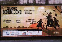 Instagram Ehi, @dellimellow, è proprio destino che #HOMEWESTERNFESTIVAL si tenga a Vicenza.  #morricone #festival #cinema #western