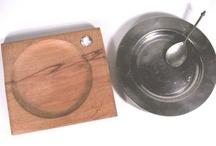 Nádobí dřevěné