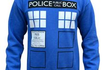 Costumes/Dr Who