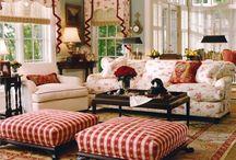 Cottage interieurs
