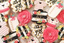 IDEAS:  Baby Shower