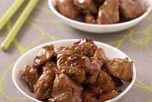 recette poulet caramélisé