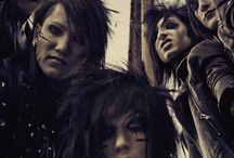 Black veil brides \(^o^)/ / My favorite band of all time *-*