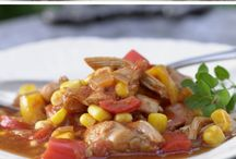 egytálételek - one pot meals