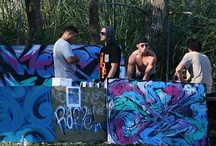 Inspiring Youth / DMRP supported aspiring artisits and athletes for Youth Week May 2013