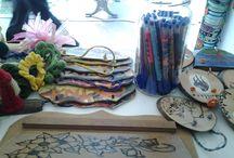 mis artesanias / parte de mi trabajo