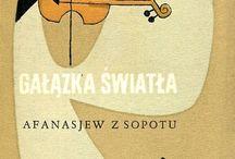 polskie okładki książkowe / okładki książkowe polskich grafików