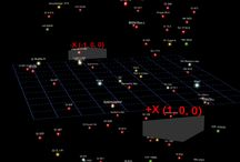 Star Map / The Star Map application