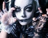 Halloween a la Tim Burton