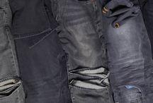 Grey Denim - Trendfarbe Jeans / Jetzt wird's grau: Diesen Winter 2016 überzeugt Denim mit vielfältigen Grautönen, die unsere Laune heben! Die Herrenjeans von beliebten Labels wie BALDESSARINI, LEE, LEVI'S, MAC und PME LEGEND lassen sich in dieser Saison kombinieren.