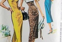 Vintage Patterns / A Vintage Stitch in Time