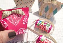New Stampin Up Projects