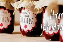 džem - lekvár - marmeláda - zaváranina
