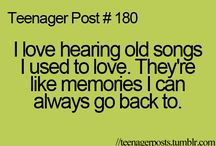 Teenager Post / ...so true