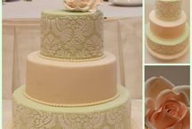 Bridal Shower Cakes / Cakes for Brides to be... #showercakes #bridalshowercakes