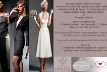 Presentation fashion collection  / A special events on april the 20th 2013 at Hotel Château Monfort in Milan. We will present the wonderful fashion collection by Roberta Cotimbo. Join us!