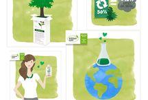 Klorane- серия продукти в грижа за вашата коса / В грижа за природата и Вашата коса