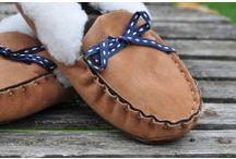 chaussons chaussettes / que du bonheur pour les pieds chez Esprit Nordique
