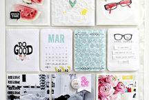 Project Life/Sn@p! inspirasjon / Lommescrapping ideer