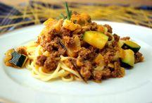 Pasta Rezepte / Pasta & Noodle Recipes / Die leckersten Pasta Rezepte der Welt!   Pasta recipes with a certain Italian touch!