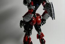 Bionicle and Lego / Ummm...kinda what the title says!