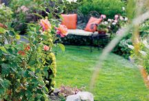 Gorgeous gardens / by Canadian Gardening