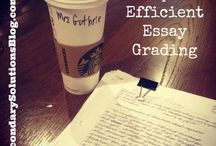 English teaching ideas / Essay writing