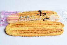 香川県のお土産  Kagawa prefecture's popular products. / 香川県のお土産を集めています。