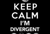I'M DIVERGENT...