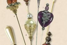 Jewellery - Stick Pins