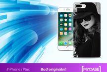 iPhone 7 Plus / Nech se inspirovat originálními kryty na iPhone 7 Plus! Začni tvořit na www.mycase.cz