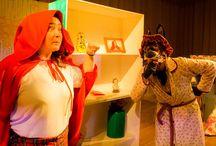 Caperucita Roja Haz Teatring / Obra de teatro escolar de Haz Teatring y Recursos Educativos