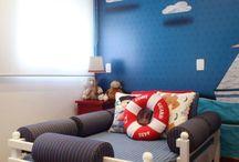 Quarto de bebe menino / Confira uma seleção de lindos quartos de bebê de meninos e inspire-se!