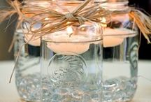 Mason Jars & Light Bulbs