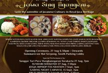 Kuliner / All About Indonesia Culinary