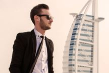The Italian Gentleman / #menfashion  #Italianstyle #fashion #italy #dubai  Il Mio Uomo proposes elegant fashion accessories that dress the modern man. The products are manufactured in Italy and are available in the online store: www.ilmiouomo.com