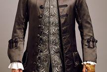 Outlander. kleding