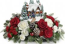 Winter /  James Flower & Gift Shoppe has winter flowers in all the colors of the season. Complement your décor or send flowers for New Year's to friends! For fresh, festive winter flowers in Wilkinsburg, PA our florists can't be beat!