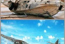 workshop: plane&ship