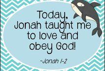 Bible story / by Jill Serruys