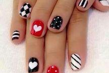 Uñas... Nails / Uñas con mucho estilo!