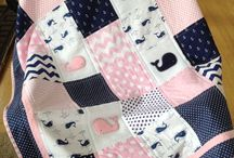Baby cot quilts + ideas
