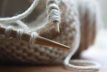 Knit one, Purl one.....