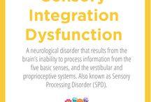 Disfunció d'Integració Sensorial