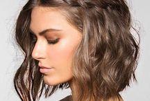 peinados con pelo corto / si tienes el pelo corto y se acerca el día de tu matrimonio , aquí tienes algunas ideas