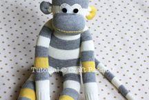 macaco de meia