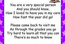 Goodbye poem