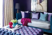 Bedrooms / Chosen for their colour combination or design