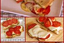 FOOD: Grilled Cheeses