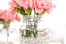 table decor / by Hilary Eberline